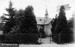 Frimley Green, St Andrew's Parish Room 1908