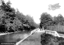 Frimley Green, The Canal 1906