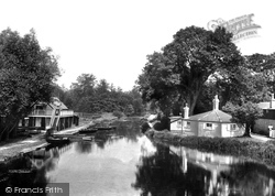 Frimley Green, The Canal 1927