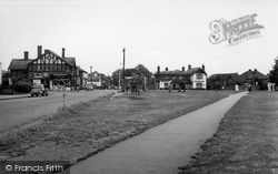 Frimley Green, The Green c.1955