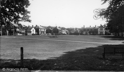 Frimley Green, The Green c.1965