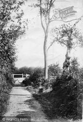 Frimley Green, The Hatches 1906