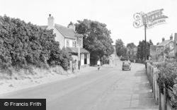 Frimley Green, The Old Wheatsheaf c.1955