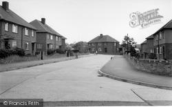 Frimley Green, Worsley Road c.1955