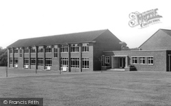 Frimley, Grove County Primary School c.1960