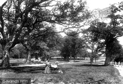 Frimley, The Grove 1906