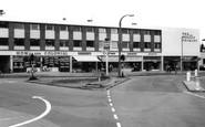 Frimley, the Parade c1965