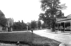 Frimley, The Village 1906