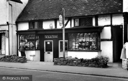 Frimley, The Village Pottery c.1965