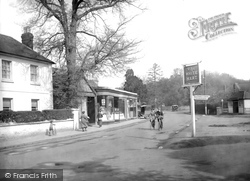 Frimley, The White Hart 1921