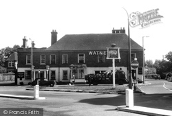 Frimley, The White Hart c.1960