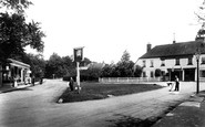 Frimley, the White Hart Hotel 1906