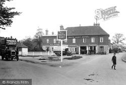 Frimley, White Hart Hotel 1919
