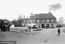 White Hart Hotel 1919, Frimley