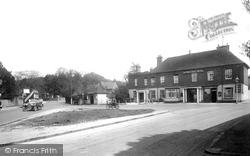 Frimley, White Hart Hotel 1925