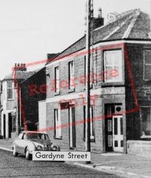 Gardyne Street c.1960, Friockheim