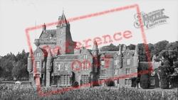 Guthrie Castle c.1950, Friockheim