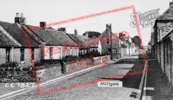 Millgate c.1950, Friockheim