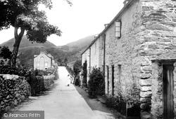 Friog, The Village 1908
