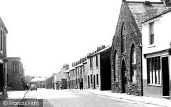 Main Street c.1950, Frizington