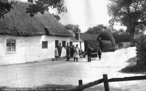 Frodingham, 1904