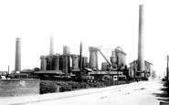 Frodingham, Iron and Steel Works 1904