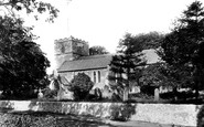 Frodingham, Parish Church 1902