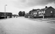 Frodingham, Station Road c1955