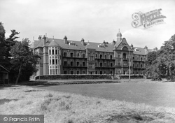 Frodsham, Crossley Sanatorium, Kingswood c.1950