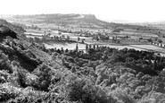 Frodsham, Helsby Rock from Overton c1960