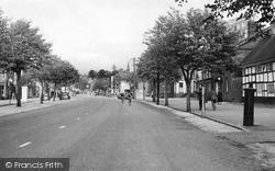 Frodsham, Main Street c.1955