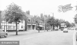 Frodsham, Main Street c.1960