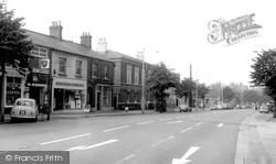 Frodsham, Main Street c.1965