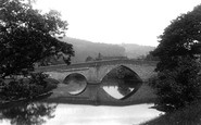 Froggatt, Bridge 1896