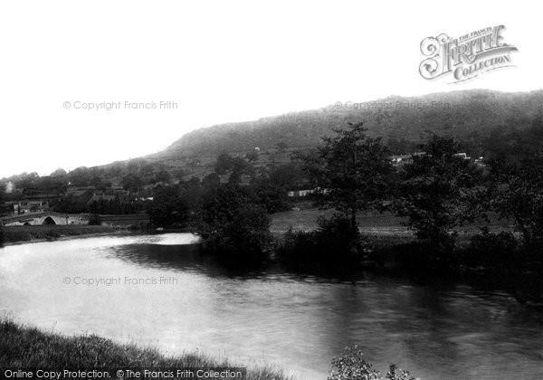 Froggatt, Edge and Bridge 1896