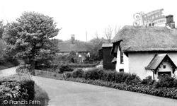 Cottages c.1955, Frogham