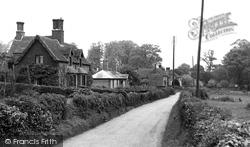 The Street c.1955, Frogham