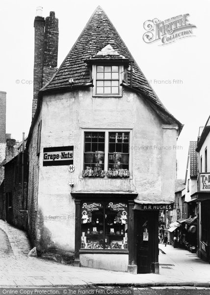 Photo of Frome, Oldest House 1907