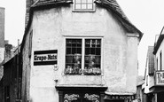 Frome, Oldest House 1907