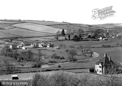 From Coombeside c.1955, Frome Vauchurch