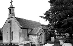 The Church Of St Francis c.1960, Frome Vauchurch