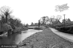 The River c.1955, Frome Vauchurch