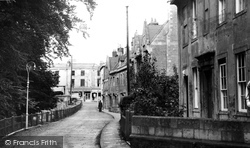 Frome, Willow Vale 1957
