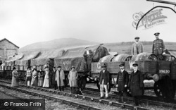 Frongoch, A Welsh Whisky Train c.1900