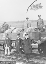 Frongoch, Wagon, The Welsh Whisky Train c.1900