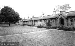 Fulbourn, Almshouses c.1968