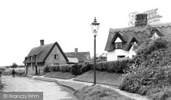Fulbourn, Apthorpe Street c.1950