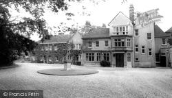 Fulbourn, The Manor c.1968