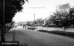 Fulford, Heslington Lane c.1960