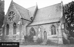Fulford, The Church c.1960